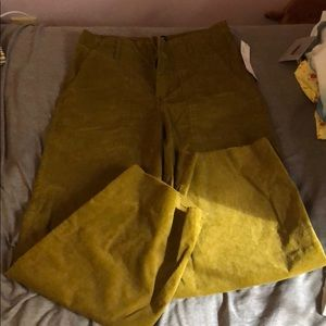 BDG Carpenter Corduroy Pants Size 6
